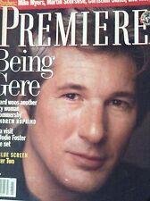 Premiere Magazine Richard Gere Sommersby March 1993 082217nonrh