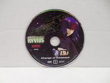 Infinite Ryvius Vol. 4 Change Of Command DVD Anime Cartoon NO CASE