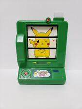 1999 Pokemon Hasbro Tomy Match Em Catch Em Nintendo
