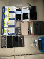 Apple Lot! iPhone 5C, 4S, Cases And Batteries X4 Two Screens Lots Of Extras!