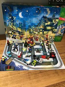 LEGO CITY ADVENT CALENDAR 2020 - 60268
