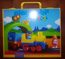 PLAYMOBIL - 1.2.3 - 6912 - TRAIN SET WITH TUNNEL - TRENO BIMBI - TRAIN CHILDREN