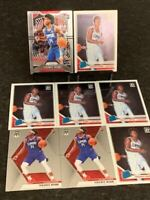 TERRANCE MANN 2019-20 Panini Prizm Mosaic Optic Rated Rookie Lot of 8 INVEST RC