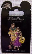 Disney Pin Flynn Rider Tangled in Rapunzel's Hair