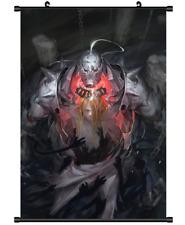 "Hot Japan Anime Fullmetal Alchemist Home Decor Poster Wall Scroll 8""x12"" FL948"