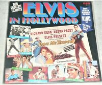 "VINYL LP by ELVIS PRESLEY ""ELVIS IN HOLLYWOOD"" / RCA NL-45295 / NETHERLANDS"