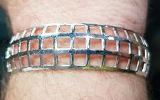 Armreif 925 SILBER Sterling Silver Silberarmband Design bracelet Armband plata