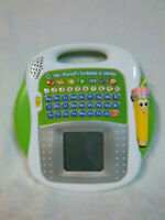 """Leapfrog Mr. Pencil's Scribble & Write Learning Toy 9"""" Electronic"""