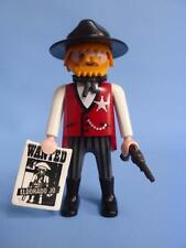 Playmobil Western Sheriff Cowboy Weapon & Wanted Poster adventure wild west sets