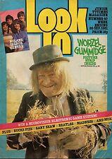 Look-In Magazine 26 September1981 The Nolans Gary Shaw  Michael Nolan Bucks Fizz
