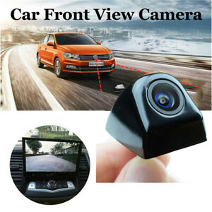 1x 170° HD Camera Universal Fit For Car Front View Parking Assistance Reversing