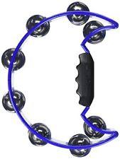 Stagg Tab2bl Bleu Gamins Enfants-lune en Plastique avec 16 cymbalettes Tambourin