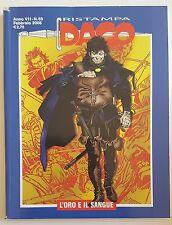 Ristampa Dago Anno VII n. 69 - Editoriale Aurea
