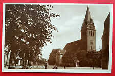 Foto AK BAD LIEBENWERDA Markt mit Kirche  ( 15668