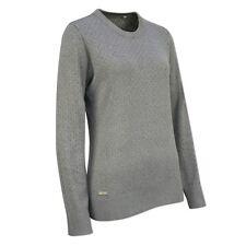 Adidas Women Essential Crew Sweater (S) Grey AE9877