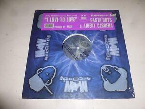 "JODY WATLEY - I Love To Love - 2000 US 3-track promo 12"" Vinyl Single"