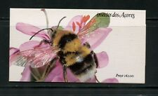 Q898 Portugal/Azores 1984 insects butterflies bees BOOKLET MNH