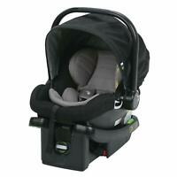 Infant Baby Car Seat  by Baby Jogger City Go  with Base in Black/Gray