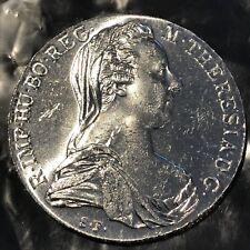 Maria Theresa thaler 1780 Austria  silver     #s22