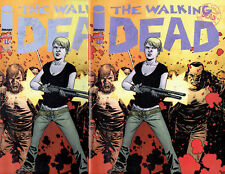 THE WALKING DEAD #116 1ST AND 2ND PRINTING IMAGE COMICS!