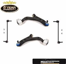 Lower Control Arm With Bushings & Ball Joint Stabilizer Sway Bar End Links