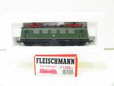 Fleischmann 7 1326 E-Lok BR 141 verde delle DB AC Digital Sound h2217