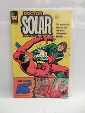 Doctor Solar Whitman Comic Book #30 Magnus Robot Fighter Dan Spiegle Art