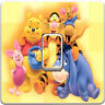 Winnie The Pooh Light Switch Vinyl Sticker Decal for Kids Bedroom #168