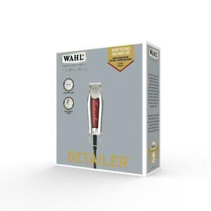 Wahl Detailer Professional 5 Star Series Corded T-Wide Trimmer UK Plug