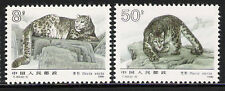 China  Stamp-1990 -T153 Snow Leopard Stamps - Animal