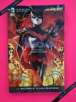 Batwoman Vol 3 Worlds Finest TPB DC 2014 NM