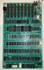 Apple II Plus (+) Motherboard model  820-0044-D With Lower Case - Tested Works