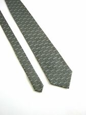 CRAVATTA  Tie NUOVA NEW Originale 100% SETA SILK