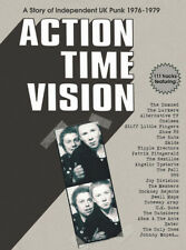 Action Time Vision - a Story of Independent UK Punk by Various Artists