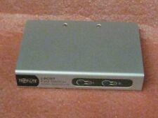 TRIPP LITE B022-002-KT-R 2 Port Desktop KVM Switch