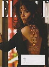 ELLE MAGAZINE KATIE HOLMES SAMPLE PERRY ELLIS NIGHT CALVIN KLEIN BEAUTY