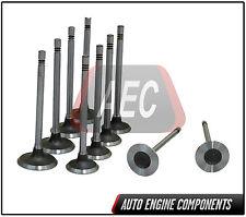 Intake & Exhaust valve Fits Volkswagen Seat Cordoba  Up Polo 1.6 L SOHC  #VS167