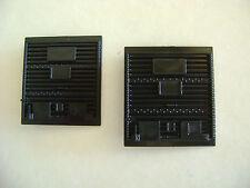 Lionel 6464-728  Black Plastic 5-panel reproduction boxcar doors