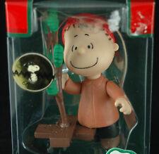NIP Celebrate Peanuts 60 years LINUS w tree holiday CLIP-ON gift,car,ornament