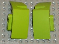 LEGO Technic lime Beam 3 with Panel 61070 & 61071 / Set TRACTOR 8049 9393 8496