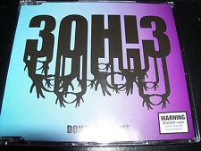 3OH!3 Don't Trust Me Rare Australian CD Single