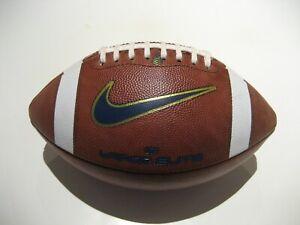 2020 Michigan Wolverines GAME BALL Nike Vapor Elite Football University GO BLUE