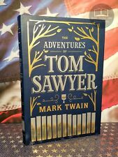 NEW The Adventures of Tom Sawyer by Mark Twain Bonded Leather Softcover