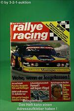 Rallye Racing 9/78 Zakspeed Ford Turbo Capri Morgan