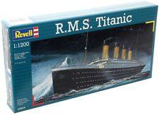 Revell 1/1200 RMS Titanic Model Kit Modellino Plastica