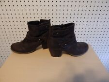 Womens Crown Vintage ankle boots - brown - size 7
