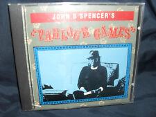 John B. Spencer – Parlour Games