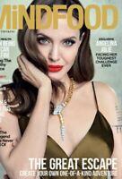 MINDFOOD Magazine November 2019 SmartThinking The Great Escape Angelina Jolie