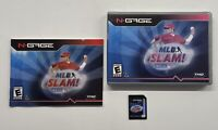 MLB Slam! for Nokia N-Gage Complete In Box