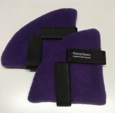 Purple Fleece  Riding Hat Ear Muffs Ideal Gifts For Your Horsey Friends 🛍🎁